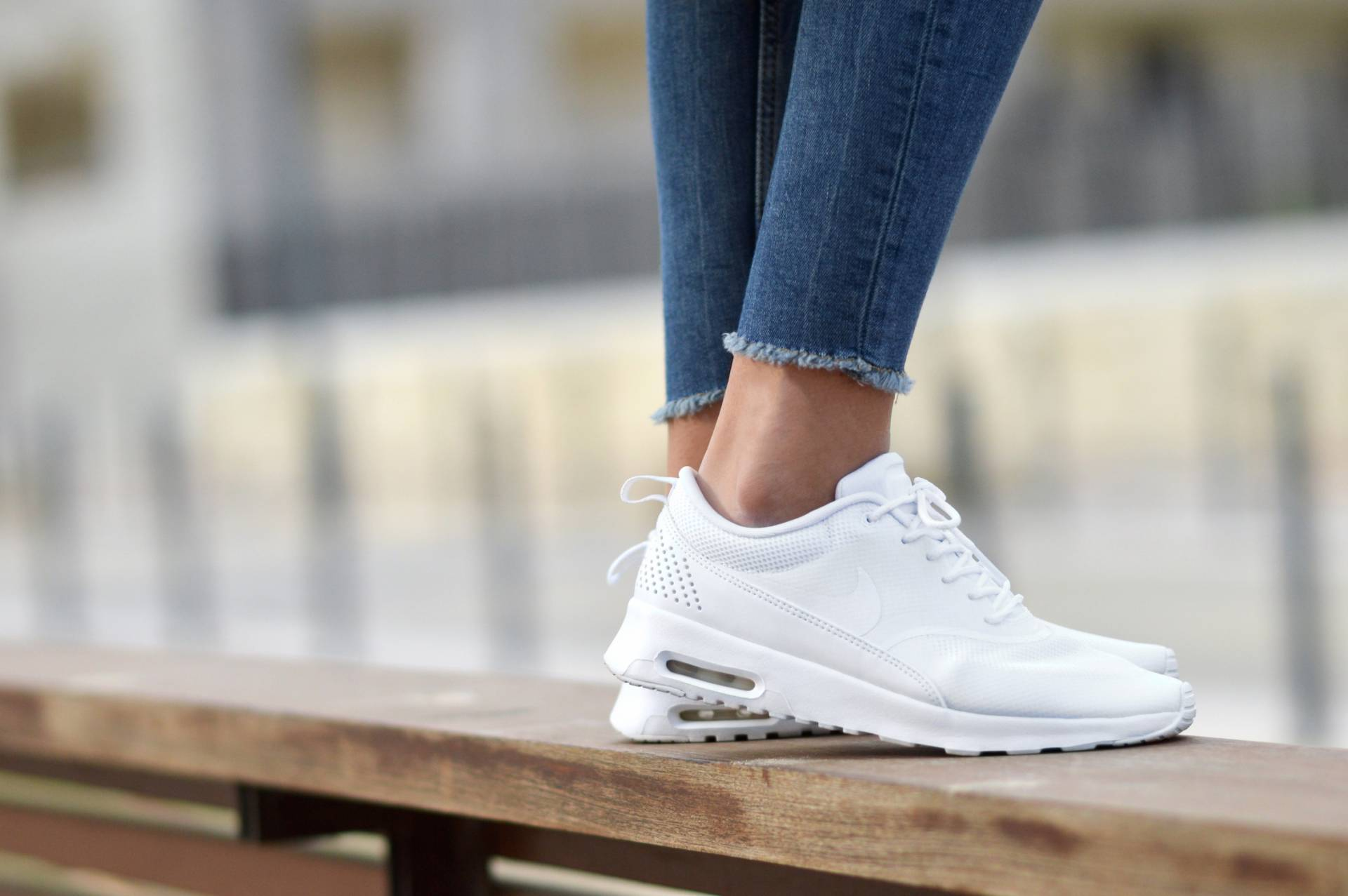 nike sneakers blanche
